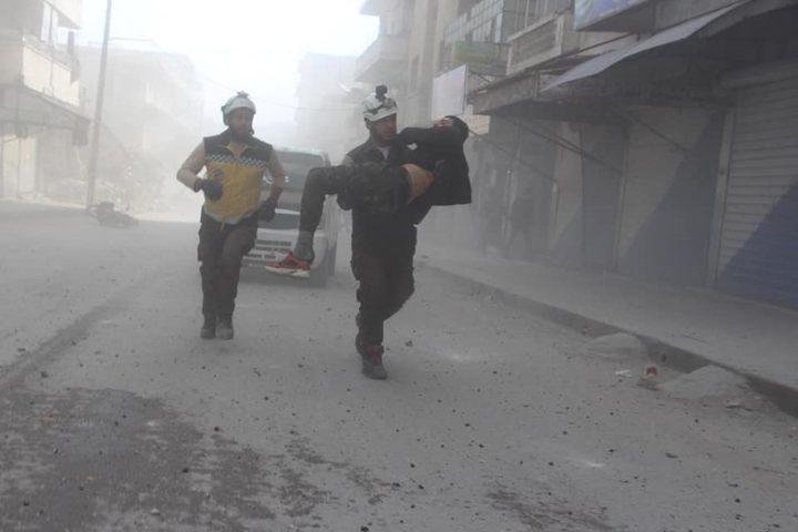 أحداث سوريا خلال 24 ساعة