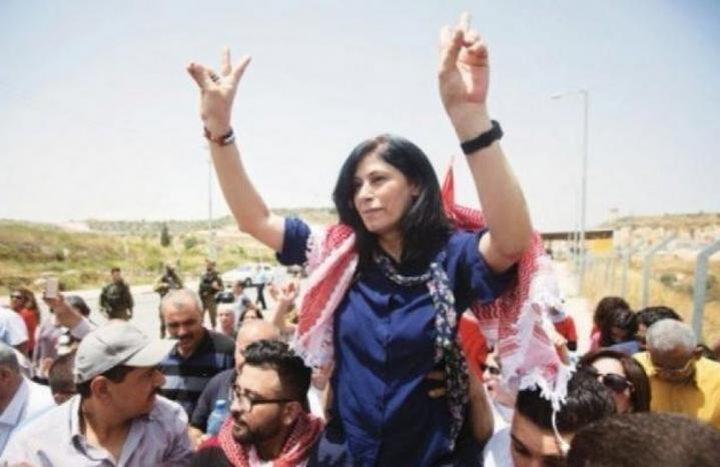 الاحتلال يمدد اعتقال الأسيرة جرار