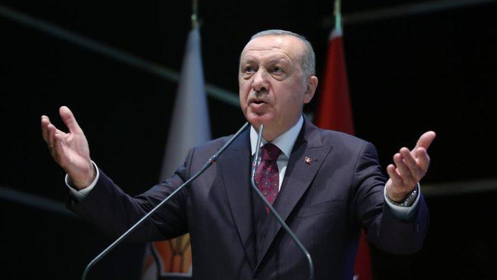 """أردوغان: عملية """"نبع السلام"""" مستمرة"""