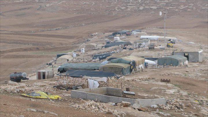 نائب أميركي ينتقد منع توصيل المياه لقرية سوسيا من قبل الاحتلال