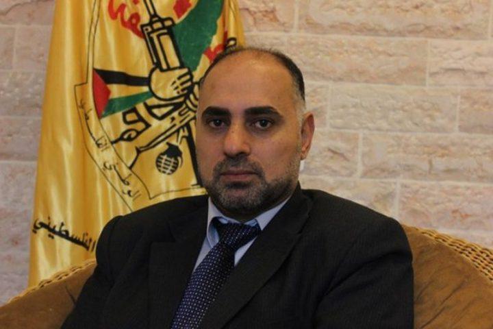 أبو عيطة: منع إحياء ذكرى عرفات يعني تمسك حماس بالانقسام