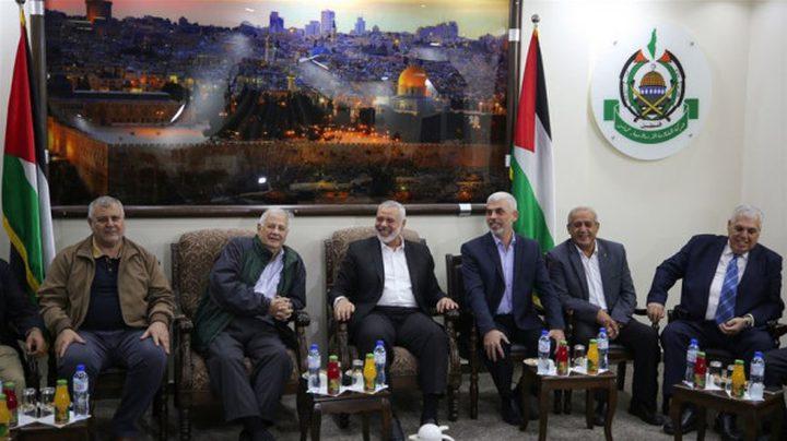 كحيل: المشاورات مع الفصائل بغزة تستكمل الاسبوع المقبل