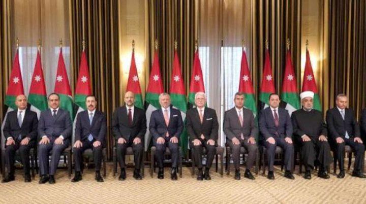 الأردن: تعديل حكومي يطال 11 وزارة