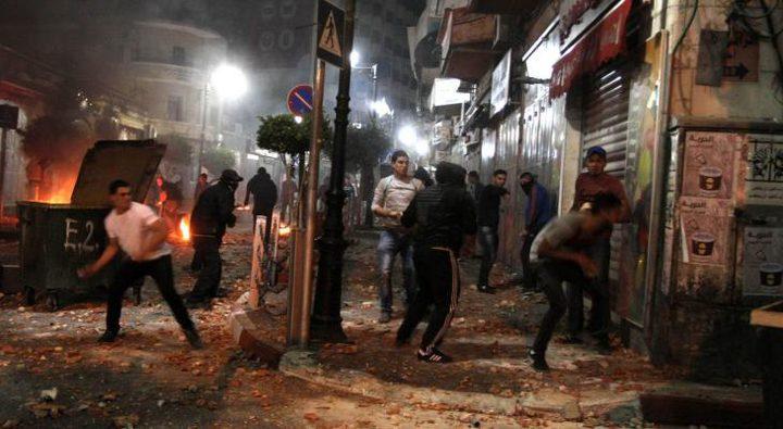 القدس: إصابة امرأة خلال مواجهات مع الاحتلال