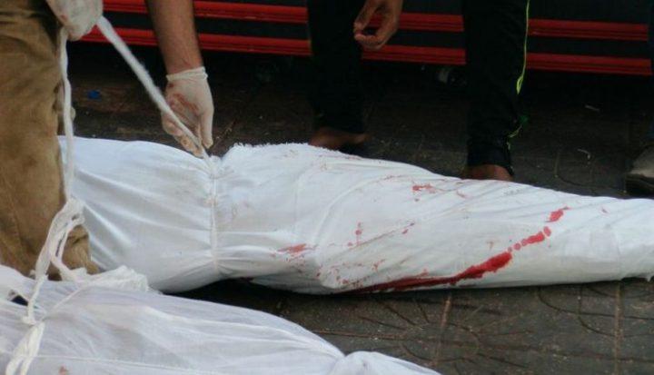 حرق شخصين ورمي جثتيهما في أحد الأحراش