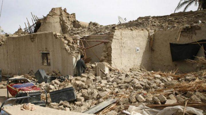 مصرع 5 وإصابة 120 إثر زلزال ضرب شمالي غربي ايران