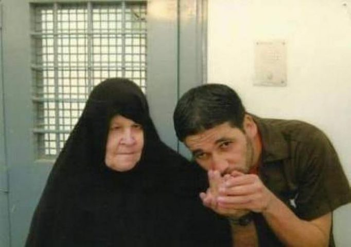 وفاة والدة الأسير إبراهيم البيطار من خانيونس