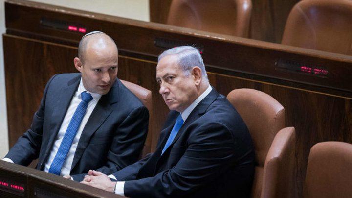 نتنياهو يقرر تعيين نفتالي بينيت وزيرًا للحرب في دولة الاحتلال