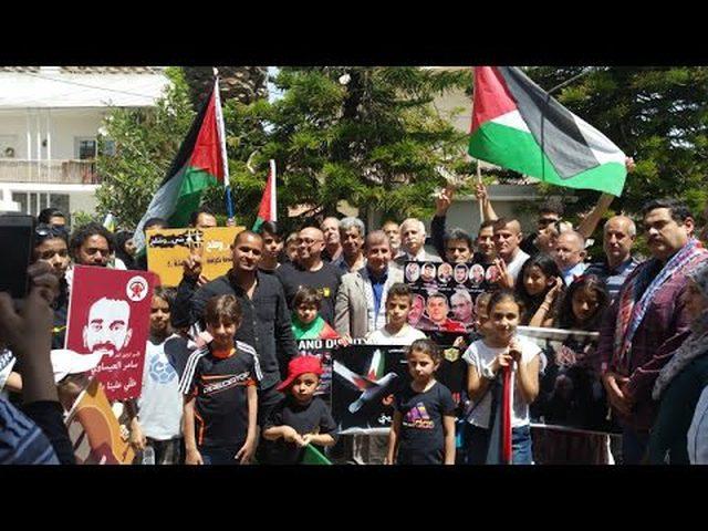 الإعلان عن تشكيل هيئة تأسيسية للجالية الفلسطينية في قبرص