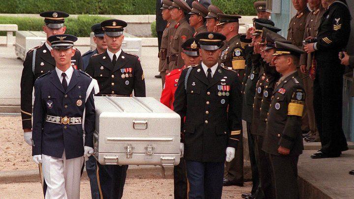 واشنطن تطالب بكين بتسليم رفات  الجنود الأميركيّين