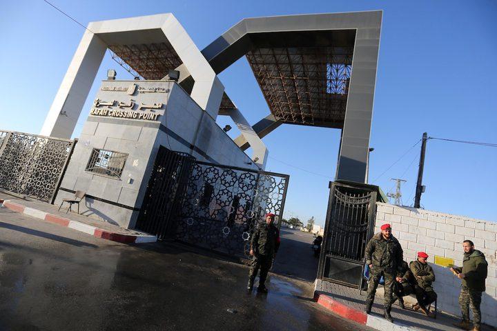 السلطات المصرية تغلق معبر رفح غدا