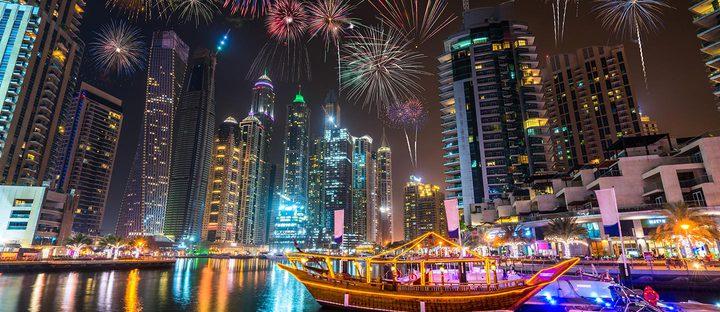 دبي تستعد لاستقبال كوكبة من النجوم العالميين