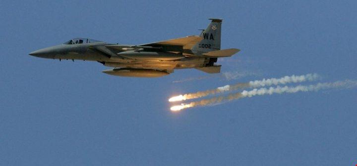 14 ضربة جوية تستهدف فلول داعش في جبال مخمور بالعراق