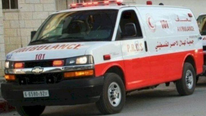 مصرع طفلة بحادث سير في حي الطيرة