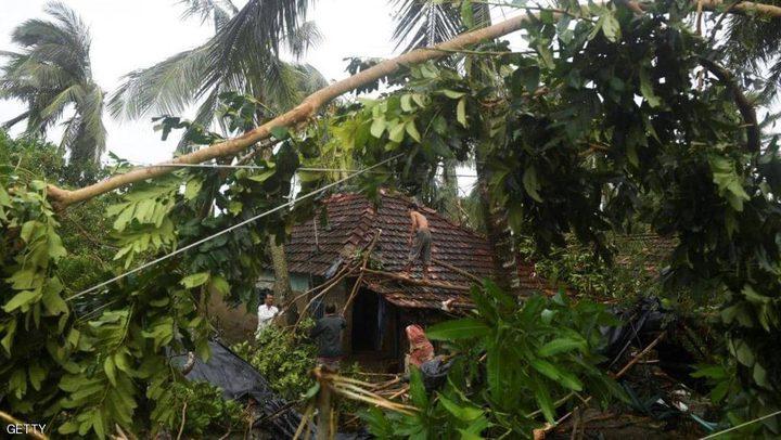 بنغلادش: الإعصار بلبل يوقع 20 قتيلا