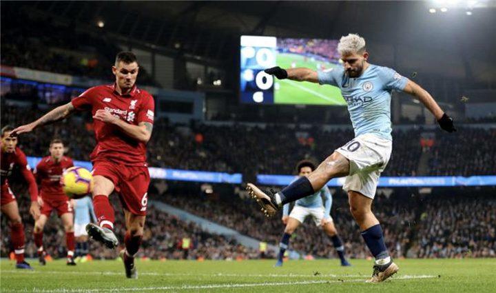 ليفربول يفوز  على منافسه مانشستر سيتي