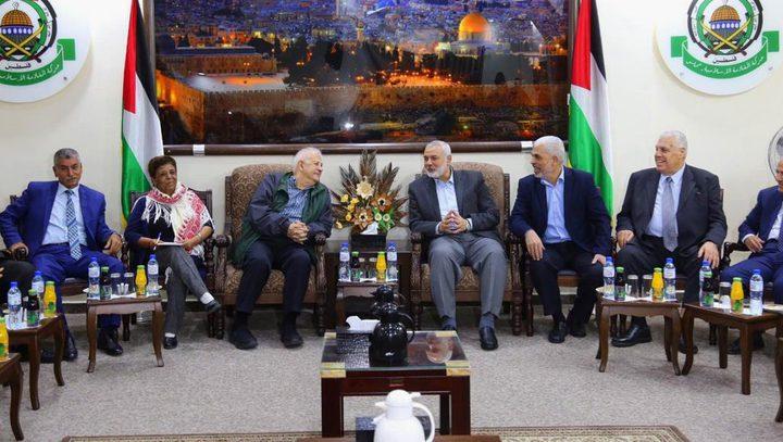 وفد لجنة الانتخابات يصل غزة اليوم لاستكمال المشاورات