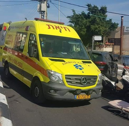 إصابتان خطيرتان في حادثي طرق بعرابة