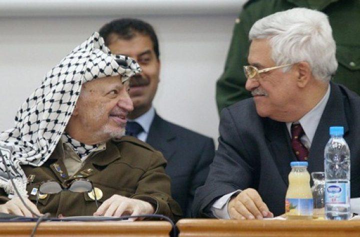 الرئيس عباس:ياسر عرفات أقر الثوابت ونحن من خلفه ثابتين
