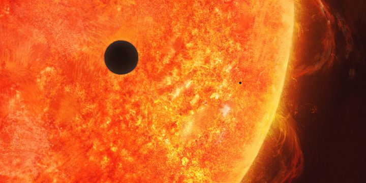 ظاهرة فلكية فريدة تتكرر 13 مرة فقط كل قرن !