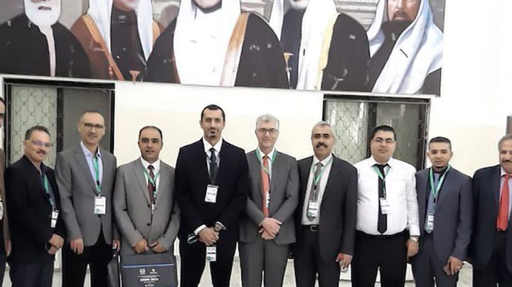 جامعة النجاح تشارك في المؤتمر الصيدلاني الدولي السابع