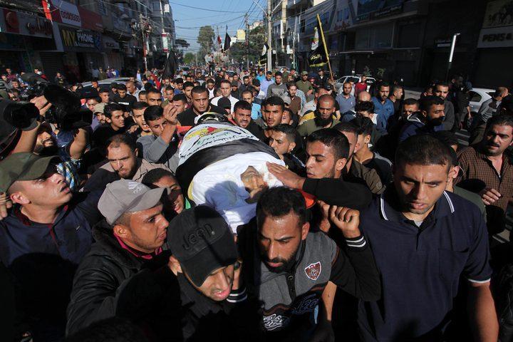 المدلل: رد المقاومة سيكون بحجم جريمة اغتيال بهاء ابو العطا