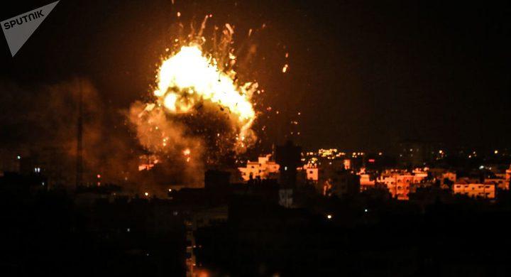 الخارجية تدين العدوان الاسرائيلي الغاشم على غزة ودمشق