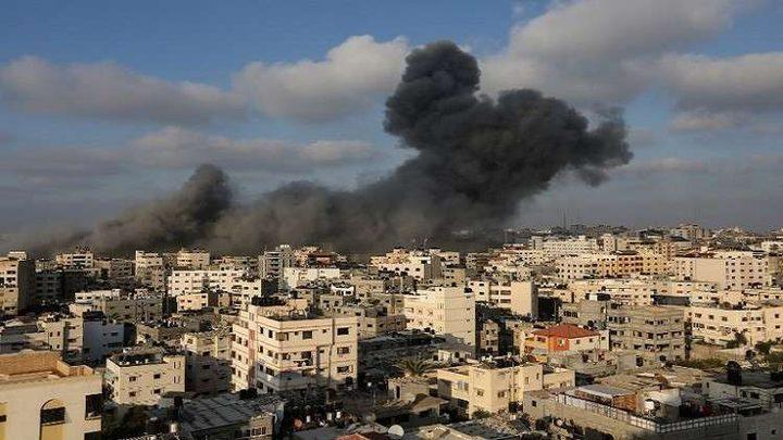 الرئاسة تدين التصعيد في غزة وتحمل الاحتلال المسؤولية