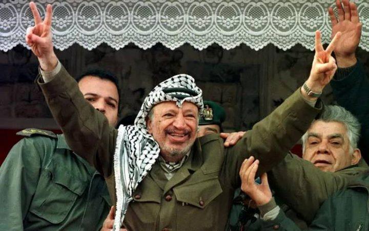 في رثاء أبو عمار أحد أعظم الأبطال التراجيديين