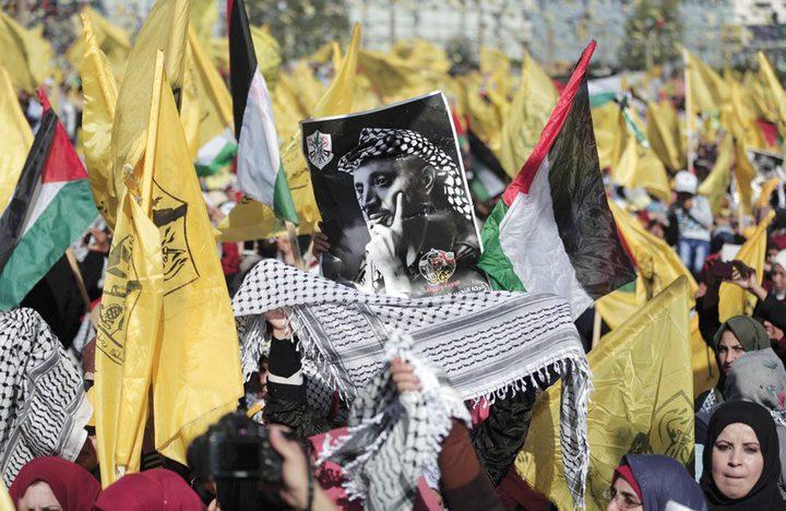 إحياء الذكرى الخامسة عشرة لاستشهاد الرئيس ياسر عرفات في طوباس