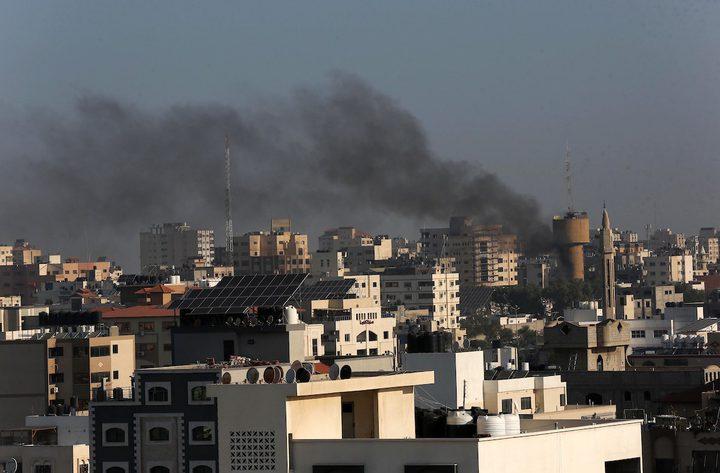 الأردن يدين العدوان على غزة