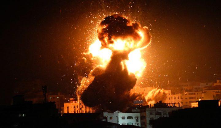 ارتقاء 3 شهداء ببيت لاهيا جراء استهدافهم بصواريخ طائرات الاحتلال