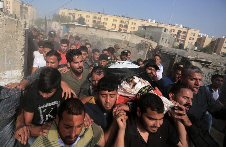 البريم: لا هدوء أمام جرائم الاحتلال