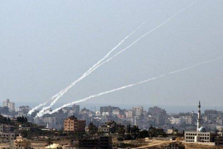 إطلاق صاروخين من غزة تجاه البلدات المحاذية للقدس