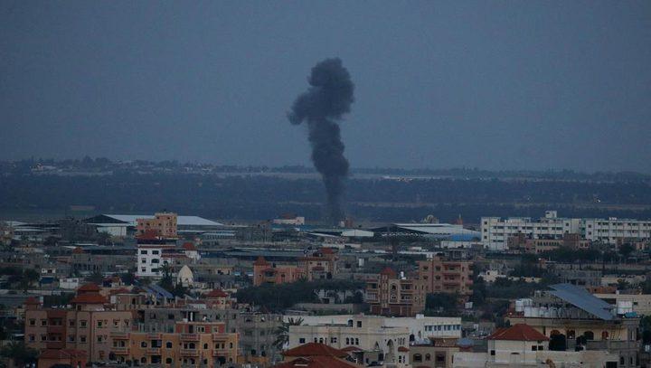 14 شهيداً جراء القصف الاسرائيلي المتواصل على قطاع غزة