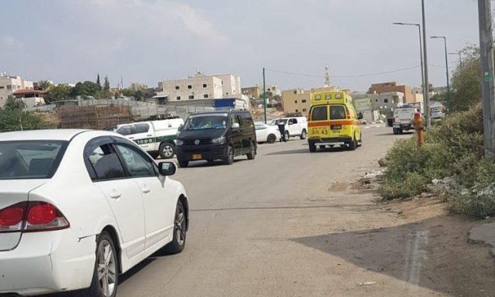 إصابتان في جريمة إطلاق نار بمنطقة النقب