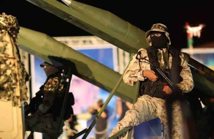 سرايا القدس: نيراننا وصواريخنا وصلت إلى مركز دولة الاحتلال