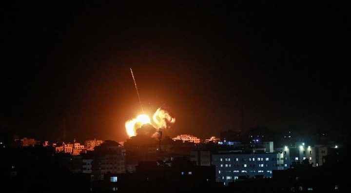 """""""المعاهد الأزهرية"""" في فلسطين تدين العدوان الإسرائيلي على غزة"""