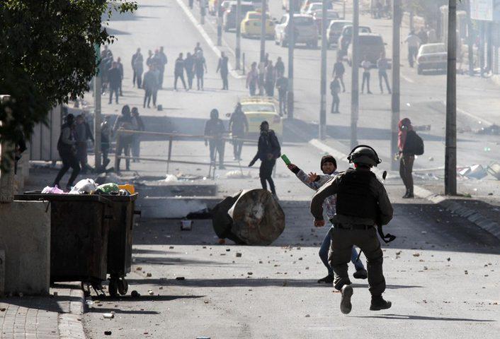 مواجهات مع الاحتلال في بيت لحم