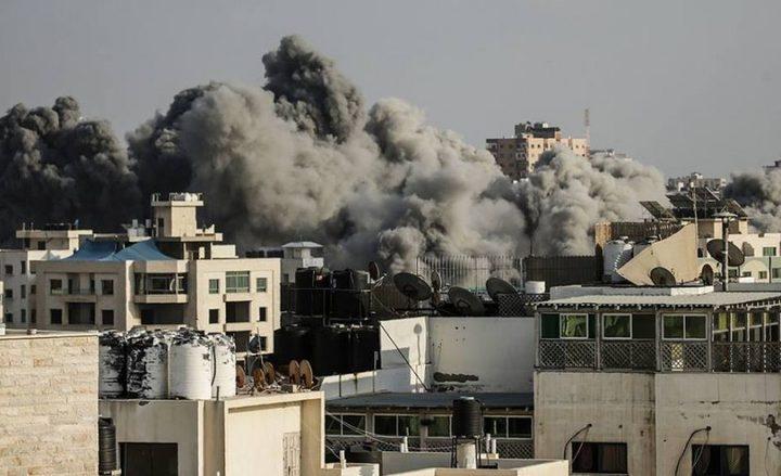 العفو الدولية: استهداف المباني انتهاك صارخ للقانون الدولي
