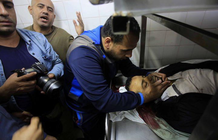 6 شهداء في مجزرة جديدة بحق عائلة وسط غزة