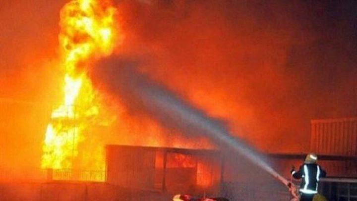 """7 قتلى و16 مصاب بحريق """"إيتاي البارود""""في مصر"""
