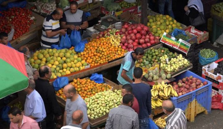 الإحصاء: انخفاض مؤشر غلاء المعيشة