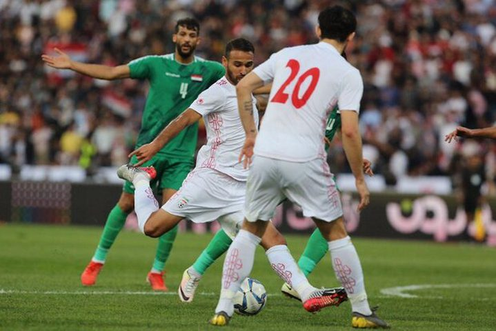 """فوز قاتل.. العراق """"يخطف"""" إيران في الدقيقة 92"""