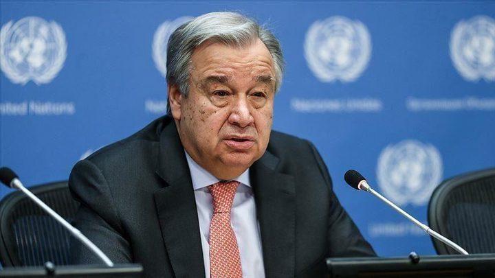 الأمم المتحدة: غوتيريش يتابع بكثب الأحداث في غزة