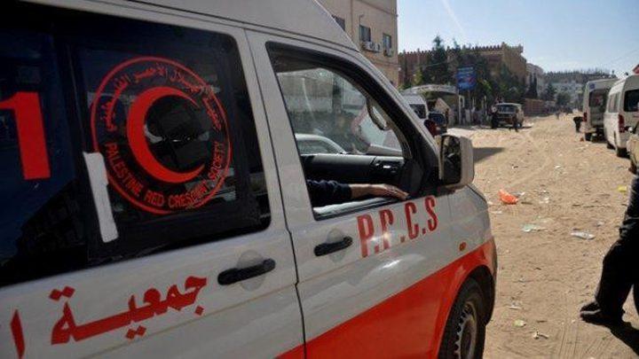 مصرع مُسن بحادث سير وسط غزة