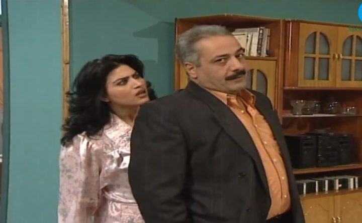 أيمن زيدان يجتمع مع طفلي مسلسل جميل وهناء