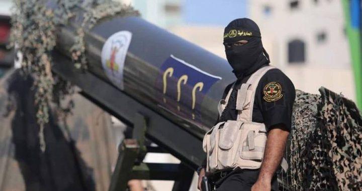 """سرايا القدس: أدخلنا صاروخاً جديداً من طراز """"براق 120"""" الى الخدمة"""