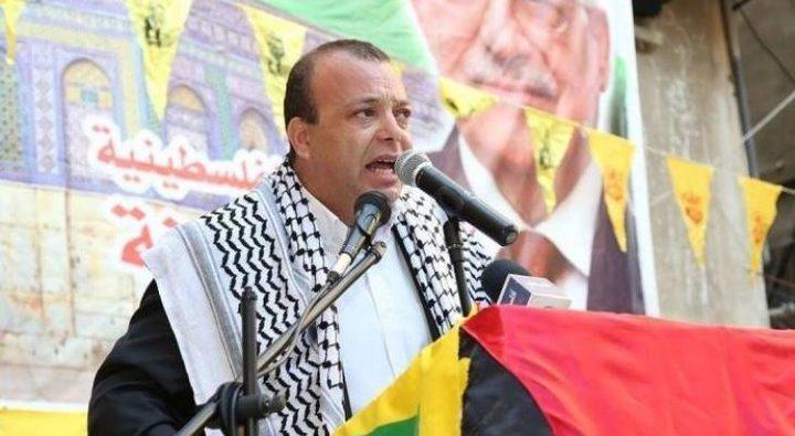 القواسمي: إسرائيل ترتكب أبشع الجرائم بحق الانسانية جمعاء