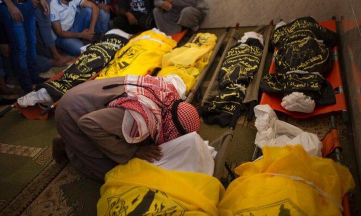 الاحتلال يزعم التحقيق باستهداف عائلة أبو ملحوس